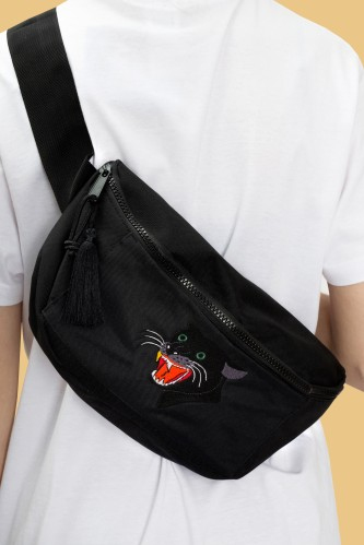 GOLDEN TOOTH FANNY PACK